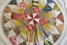 Round Quilt Block Designs