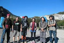 "Traveling to Garut ""Mt. Papandayan"""