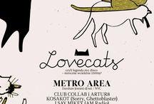 cats / tekeningen