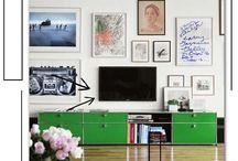 Highland living room