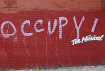 Art / Banksy works in NYC October 2013 / by Bo Y.