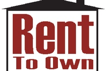 Rent to own homess
