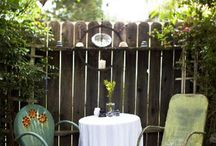 Garden Party / Dining, entertaining in the great outdoors, and more.