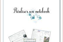 Notebooks / Catalogue des notebooks de l'Association Carpe Diem
