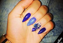Stilleto nails / Stilleto nails