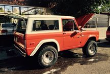 Ford Bronco 74