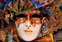 Máscaras y antifaces ♥ / by Alejandra Parada