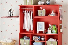 Home Organization Ideas / by Melissa Watson Bass