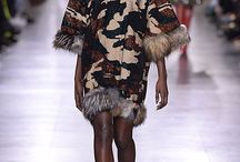 LFW Detailed Fur Trend
