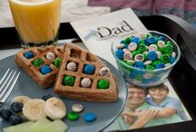 Get on Dad's Sweet Side / This Father's Day, get on Dad's sweet side with a personalized gift he'll never forget. / by MY M&M'S