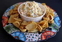 Appetizers / Stars=things I've tried and liked! / by Debbie Ballew