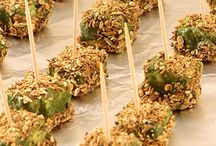 Indian canapes