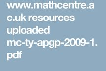 HNC Maths resources