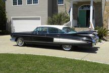 Classic Cadillac / by Jim Sturgeon
