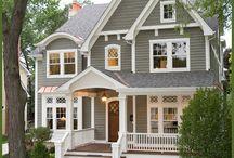 Дом моей мечты. The house of my dreams. / Хочу такой дом. Уютный, теплый, светлый, красивый. I want this house. Cozy, warm, bright, beautiful.