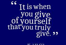 Inspiring Volunteer Quotes