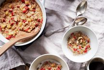 Breakfast recipes / by Mary Fillinger