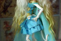 OOAK / dolls, monster high, куклы, монстер хай, МХ, repaint