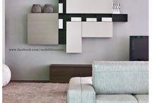 Living Ideas by Mobilificio Corò / living, interior, ideas, home design, home decor