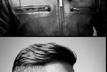 Man trend hair