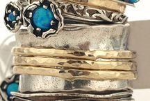 Jewelry / All beautiful jewelry including bohostyle, gypsy, ethnic, tribal, handmade, unique, art