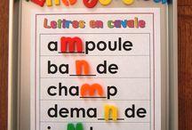 Langues - orthographe