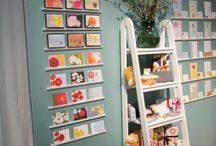 Sallye Booth/Display ideas