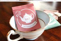 Tea / Tea packaging, ideas I like