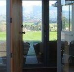 Doors, front