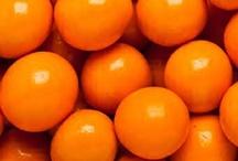Orange Candy Sweetness