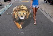 Umenie na ulici,Street art