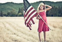 proud to be an american / by Sedalia Rose