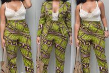 African Print Designs