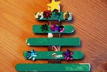 Christmas Crafts & Learning for Kids