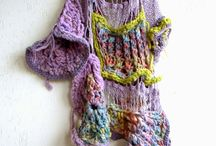 Creative crochet and knits