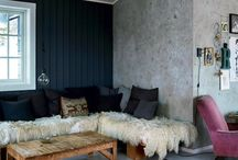 Veslebygningen / Ideas for my new home
