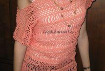 crochet Valentina