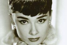 Audrey Hepburn / by Bilge Kurtuluş