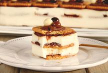 tarta de galletas con chocolate blanco