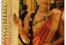 South Indian bride / Fashion