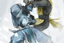 Mortal kombat / by Robert Smith