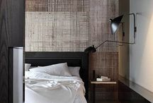 Rustic bedrooms / inspiring, Industrial style bedrooms with authentic materials