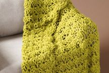 Knit and Crochet Projects