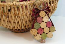 what to do with all those wine corks! / by Tamara Comstock