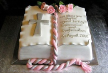 First Communion Cakes / first holy communion celebration