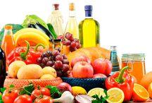 Nutrición avanzada / Alimentación de origen ecológico y natural, que mejoran la salud de las personas.