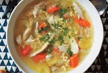 soups & stews / by Donna Duffield