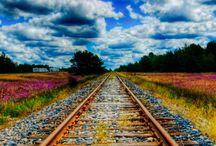 Kolejowa wiosna