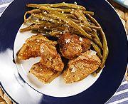 Húsételek, csirke sertés