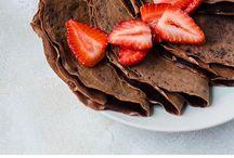 Home Chocolate / - Banana cream pie recipe - Desserts easy - Baking desserts - Banana creme pie - Best banana cream pie - Smores cake - White Chocolate - Red Chocolate - Blue Chocolate